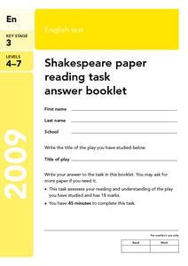 year 9 selective school test papers pdf