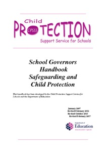 School Governors Handbook: Safeguarding and Child Protection